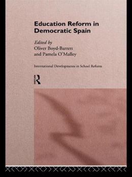 Education Reform in Contemporary Spain