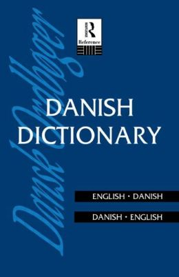 Danish Dictionary: Danish-English, English-Danish
