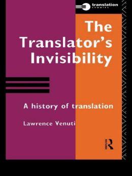 The Translator's Invisibility