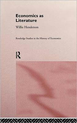 Economics as Literature