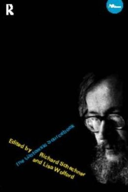 The Grotowski SourceBook (Worlds of Performance Series)