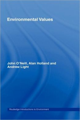 Environmental Values