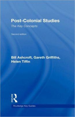 Post-Colonial Studies
