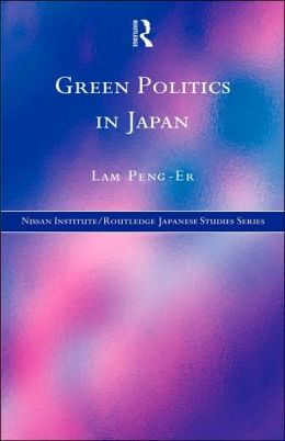 Green Politics In Japan