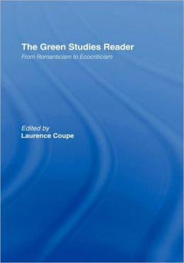 The Green Studies Reader