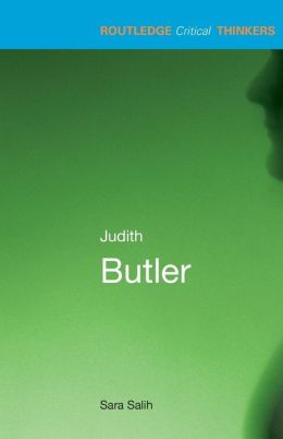 Judith Butler: Essential Guides for Literary Studies