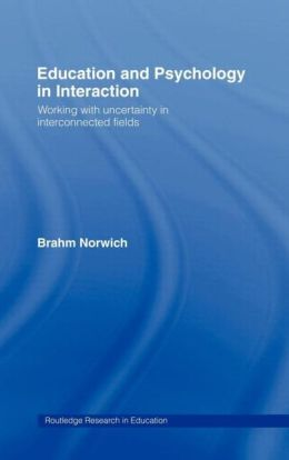 Educational And Psychology In Interaction