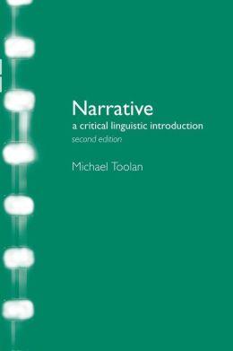 Narrative: A Critical Linguistic Introduction