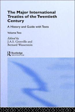 Major International Treaties of the 20th Century