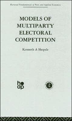 Models of Multiparty Electoral Competition: Harwood Fundamentals of Applied Economics
