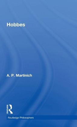 Hobbes (Routledge Philosophers Series)