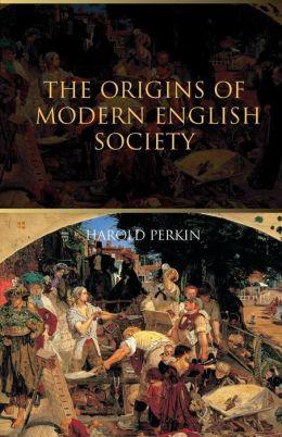 Origins of Modern English Society