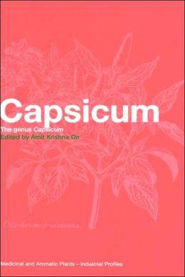Capsicum; The Genus Capsicum