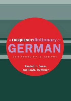 A Frequency Dictionary of German