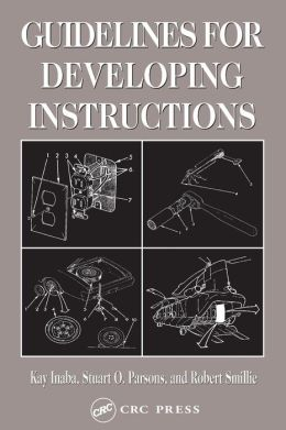 Guidelines for Developing Instructions