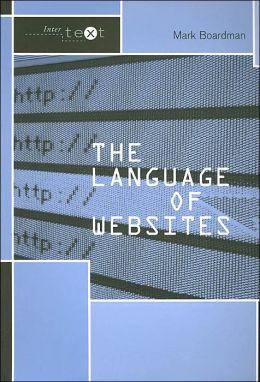 The Language of Websites (Intertext Series)