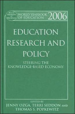 World Yearbook Education 2006: Education Research and Policy