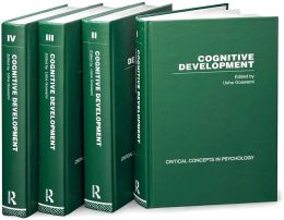 Cognitive Development: Critical Concepts in Psychology (4 Volume Set)