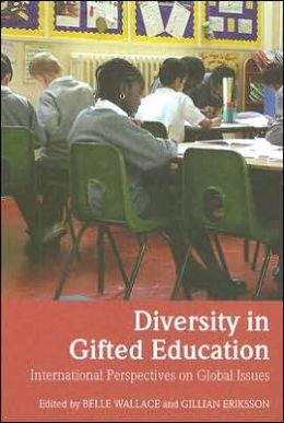 Diversity in Gifted Education