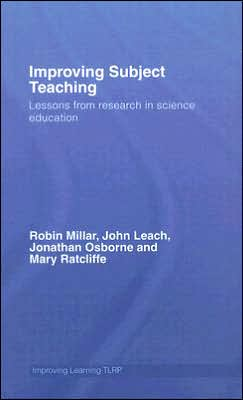Improving Teaching and Learning in Science: Towards Evidence-based Practice