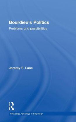 Bourdieu's Politics