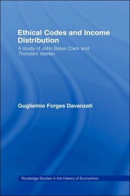Ethical Codes And Income Distribution
