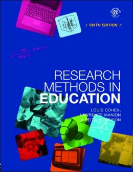 Research Methods Education