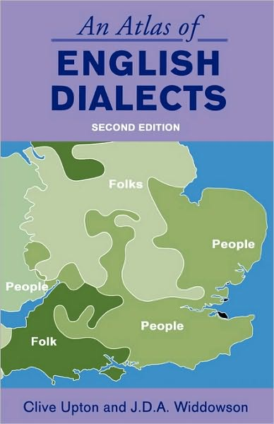 An Atlas of English Dialects: Region and Dialect