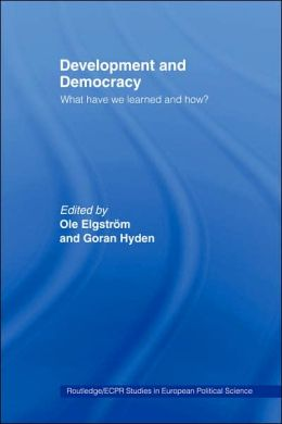 Development and Democracy: What Have We Learned and How?