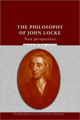 The Philosophy of John Locke: New Perspectives