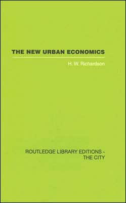 The New Urban Economics: And Alternatives
