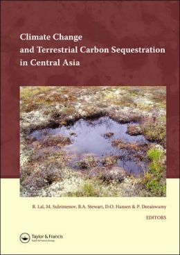 Climate Change and Terrestrial Carbon Sequestration in Central As