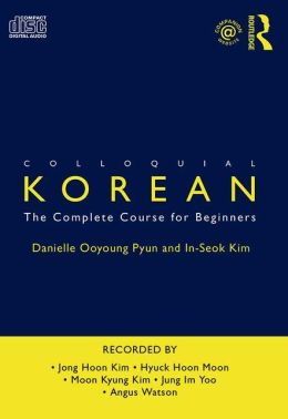 Colloquial Korean