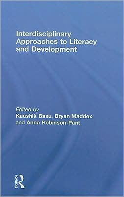 Interdisciplinary Approaches to Literacy and Development