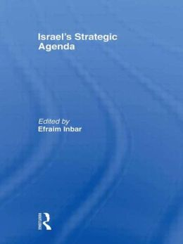 Israel's Strategic Agenda