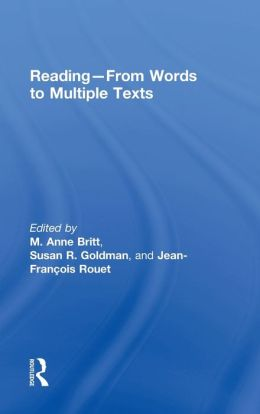 Reading: From Words to Multiple Texts