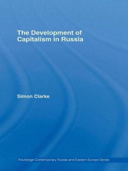 The Development of Capitalism in Russia