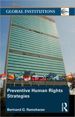 Preventive Human Rights Strategies