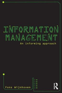 Information Management: An Informing Approach