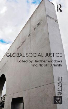 Global Social Justice