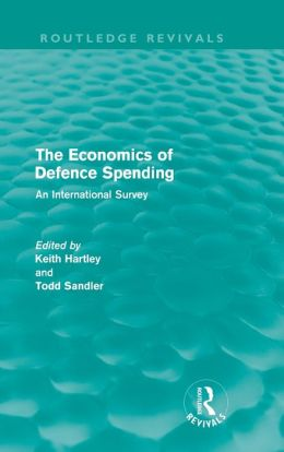 The Economics of Defence Spending: An International Survey
