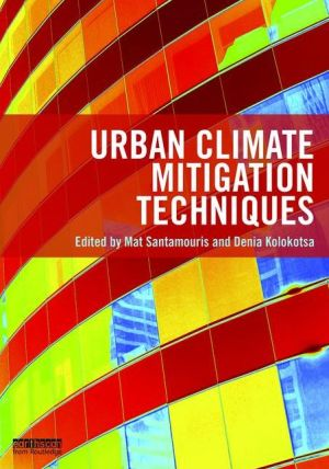 Urban Climate Mitigation Techniques