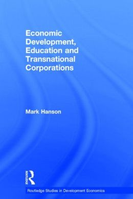Economic Development, Education and Transnational Corporations
