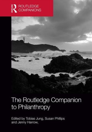 The Routledge Companion to Philanthropy