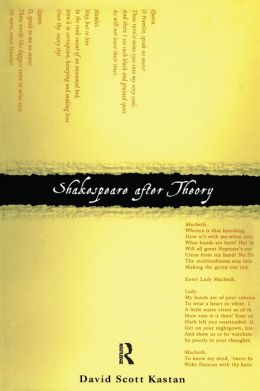 Shakespeare after Theory