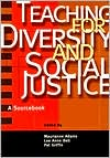 Teaching for Diversity and Social Justice: A Sourcebook for Teachers and Trainers