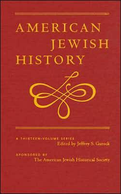 Central European Jews in America, 1840-1880: Migration and Advancement