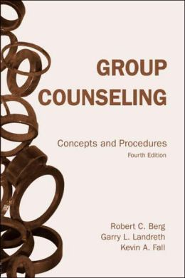 Group Counseling: Concepts and Procedures
