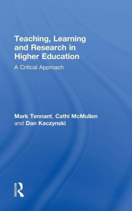 Teaching, Learning, and Research in Higher Education: A Critical Approach