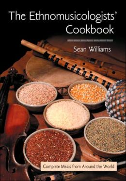 Ethnomusicologists' Cookbook